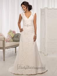 lace a line wedding dress biwmagazine com