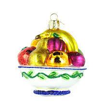 world fruit bowl ornament home kitchen
