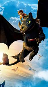 train dragon 2 wallpapers fantastic train