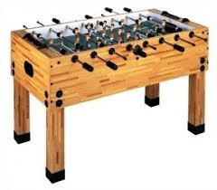 Wilson Foosball Table Solid Wood Foosball Table Foter