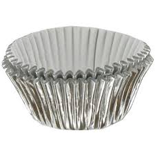 foil candy cups silver foil candy cups hobby lobby 48352