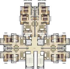 882 sq ft 2 bhk 2t apartment for sale in lodha group codename