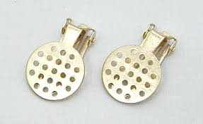 how to make your own clip on earrings jewelry findings for tumbled stones slabs and other gems