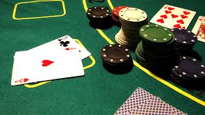Texas Holdem Table by Texas Holdem Stock Footage Video Shutterstock