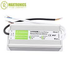 Jual Lu Dc 12v led driver transformer power supply adapter ac90 250v to dc24v 10w