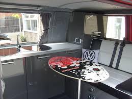 volkswagen van interior ideas diy camper conversions pics please vw t4 forum vw t5 forum