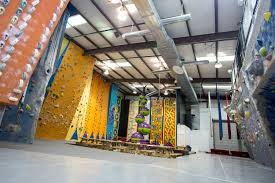 Groupon Cinetopia by Escalade Rock Climbing