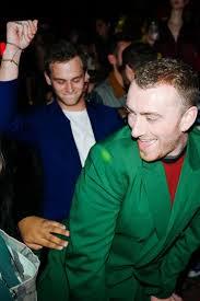 sam smith fan club sam smith and brandon flynn dance the night away during first