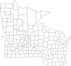 mn counties map find your admissions representative of minnesota