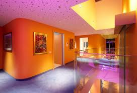 Home Interior Led Lights by Modern Home Design With Colorful Led Lighting Home Design And