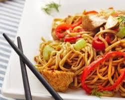 comment cuisiner les nouilles chinoises recette de nouilles chinoises végétaliennes aux légumes