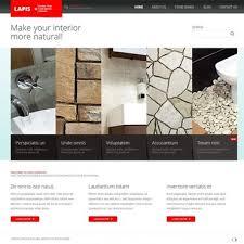 interior design portfolio template free website templates for free