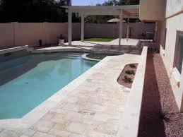 Thin Patio Pavers Thin Overlay Landscape Paver Pool Decks
