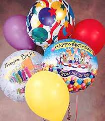 birthday delivery balloons birthday balloons bouquet usa and canada delivery