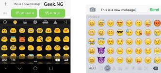 dafont emoji change the boring default android emoji to ios emoji