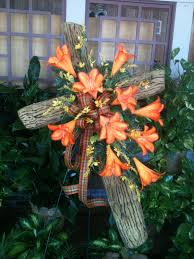 Spray Tan Jonesboro Ar Easter Cross Funeral Spray Flowers For You Pinterest Funeral