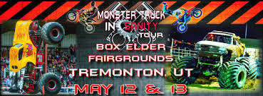 monster truck show in chicago monster truck insanity in tremonton cache valley events things