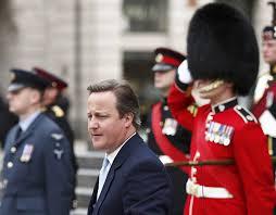 britain u0027s prime minister david cameron arrives service