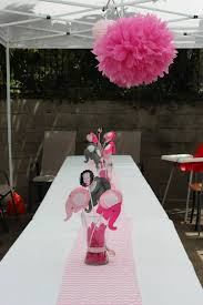 Elephant Decorations Pink Elephant Birthday Decorations Image Inspiration Of Cake And