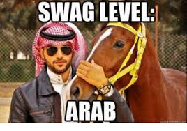 Meme Arab - swag level arab meme on me me