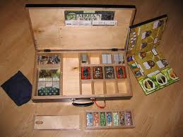 Storage Solution Storage Solution For Arkham Horror And Its Expansions Game