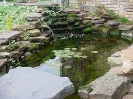 small backyard pond small backyard pond with bridge outdoor