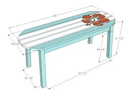 average kitchen table size coffee table standard size iblog4 me