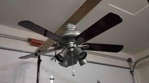 hton bay ceiling light kit ceiling light hton bay redington iv ceiling fan youtube