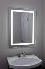 Lighted Bathroom Mirrors Illuminated Bathroom Mirrors Led My Web Value