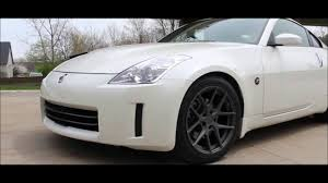 subaru tsw 350z tsw youtube