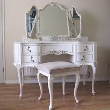 Makeup Table Antique Vanity Dressing Table With Classic Element