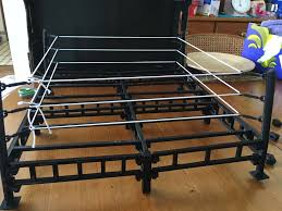 backyard wrestling ring for sale cheap wwe ring bed for sale bed bedding and bedroom decoration ideas