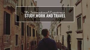 travel to work images The international experience study work and travel aiesec canada png