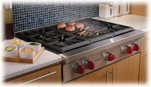 Thermador Cooktop With Griddle Kitchen The Most Stainless Steel Gas Ranges Cooktops Stove Tops