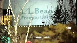 visit freeport maine for holiday shopping youtube