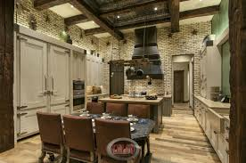 Unfinished Wood Storage Cabinets Rustic Kitchen Designs Photo Gallery Moroocan Rugs Rough Stone