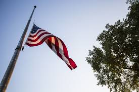 Flag Half Mass Today Michigan To Lower Flags To Half Staff To Honor U S Air Force