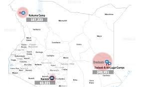 Un Map Kenya Says U0027hosting Of Refugees Has Come To An End U0027 U2013 Talk Media News
