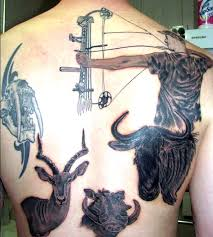the best hunting and fishing tattoos montana hunting and fishing