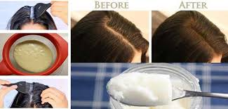 how to make hair strong thin and falling hair this mask will make your hair strong