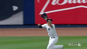 What S Next For Aaron Hicks As Aaron - let s watch aaron hicks try try and try again to toss a foam
