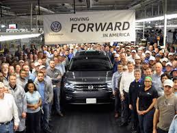 volkswagen chattanooga why vw u0027s new atlas suv will work wonders for its us business