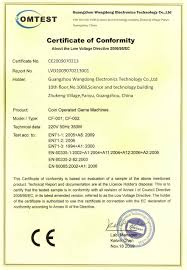 certificate of conformity template eliolera com