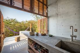 casa tiny concrete surf house in mexico hiconsumption