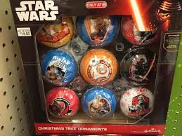 the star wars the force awakens christmas items hitting target
