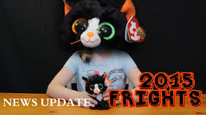 beanie boos review the boo review in hand frights 2015 cat youtube