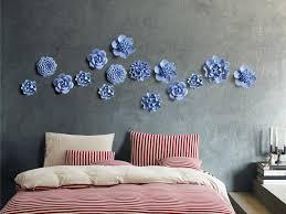 Flower Wall Decor Adorable 30 Ceramic Flower Wall Decor Decorating Design Of