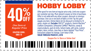 home decor coupon hobby lobby coupon promotion get 40 off one item