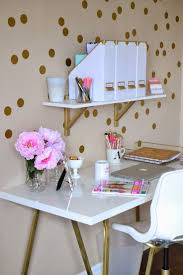 best 25 pink gold bedroom ideas on pinterest pink and gold all things pink and pretty home decor part two my mini office such