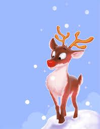 rudolf red nosed reindeer